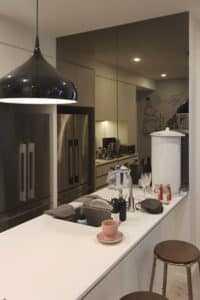 kitchen mirror
