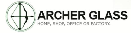 archer glass logo